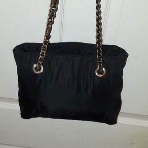 Prada Bags - Prada vintage Authentic nylon double chain purse 9c5816572ae7a